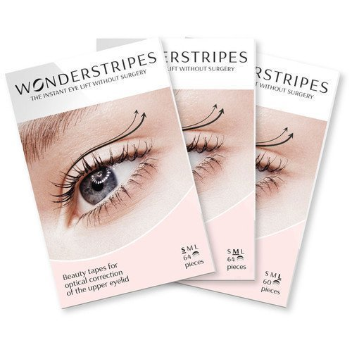 Wonder Stripes The Instant Eye Lift Without Surgery Small + Medium + Large