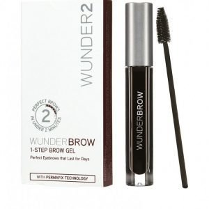 Wunderbrow Eyebrow Gel Kulmageeli Jet Black