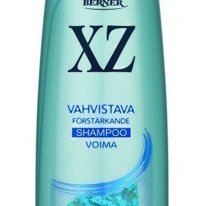 Xz Voima 250 Ml Miesten Shampoo