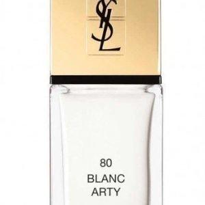 YSL La Laque Couture 80 Blanc Arty