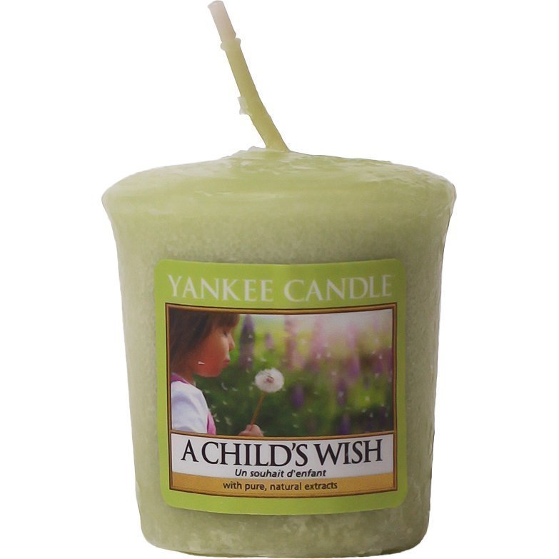 Yankee Candle A Childs Wish Votives 49g
