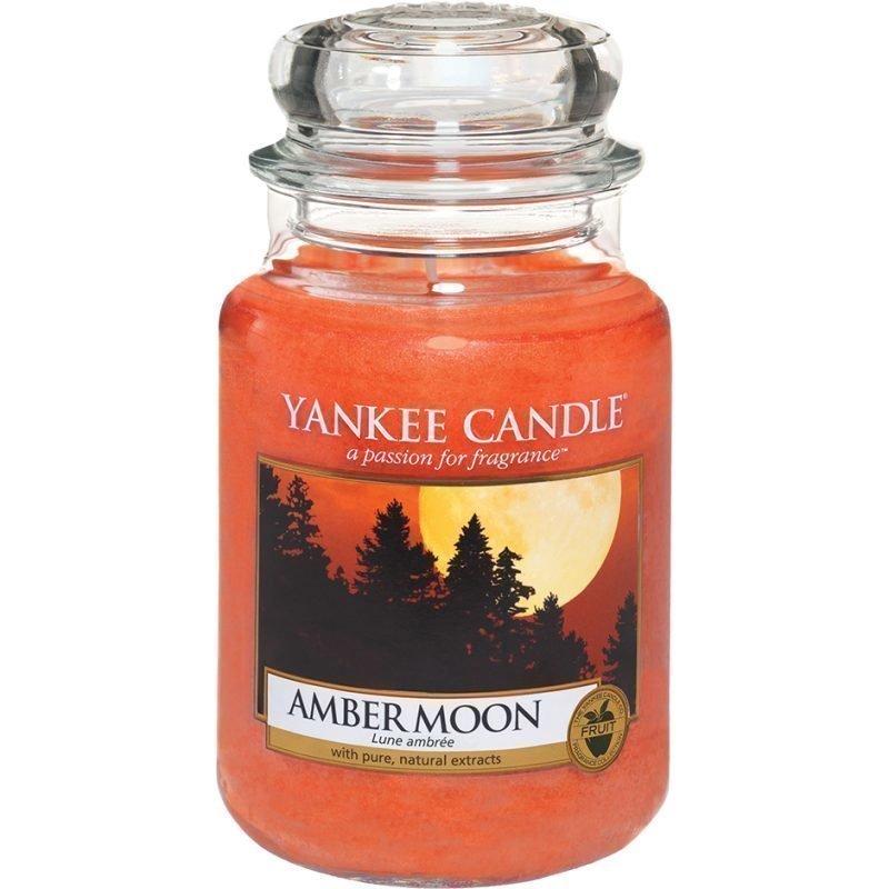 Yankee Candle Amber Moon Large Jar 623g