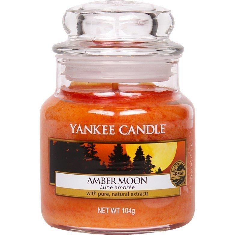 Yankee Candle Amber Moon Small Jar 104g