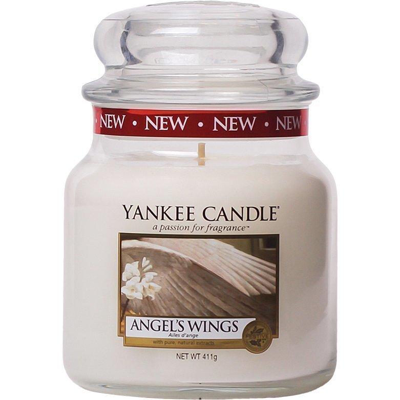 Yankee Candle Angel's Wings Medium Jar 411g