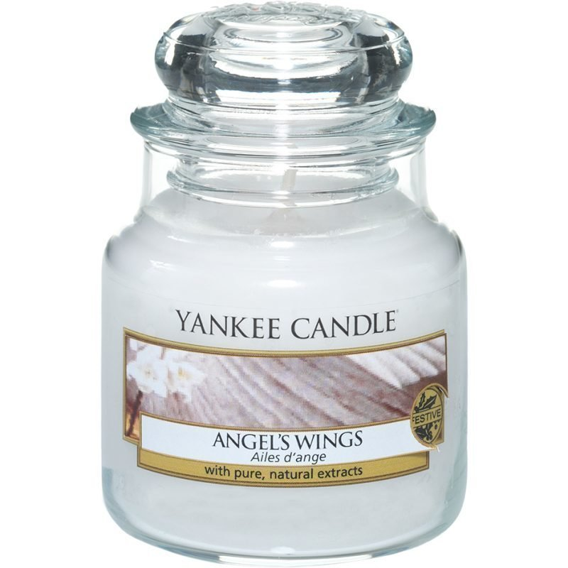 Yankee Candle Angel's Wings Small Jar 104g