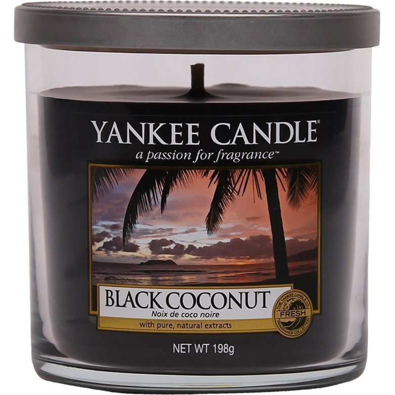 Yankee Candle Black Coconut Tumbler 198g