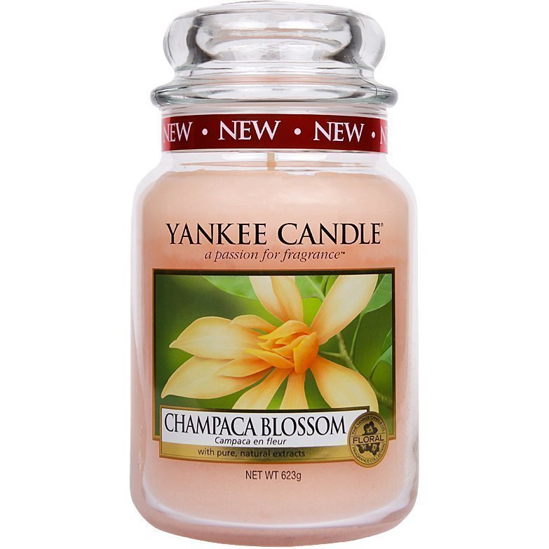Yankee Candle Champaca Blossom Large Jar 632g