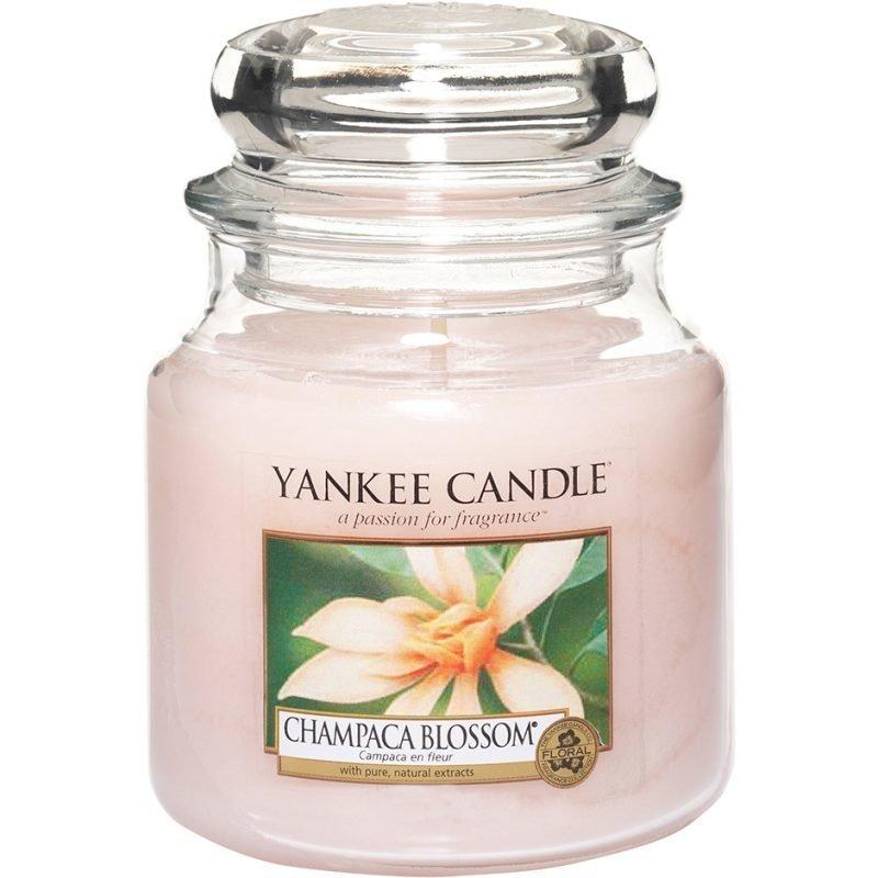 Yankee Candle Champaca Blossom Medium Jar 411g