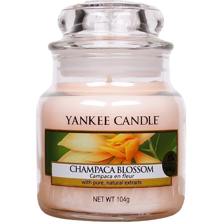 Yankee Candle Champaca Blossom Small Jar 104g