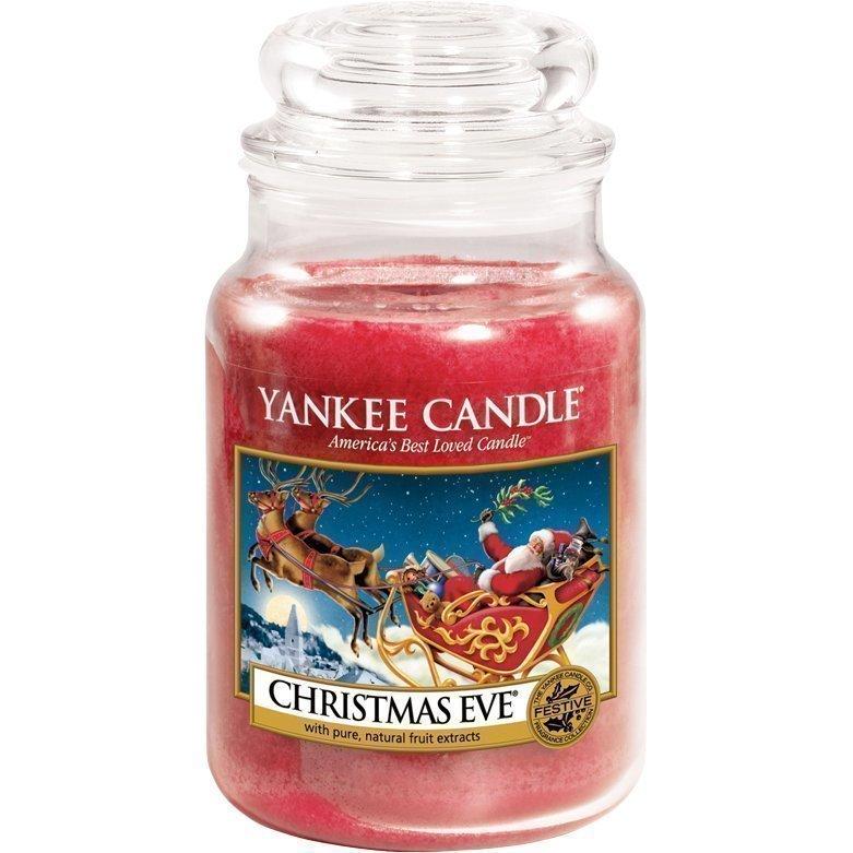 Yankee Candle Christmas Eve Large Jar 623g