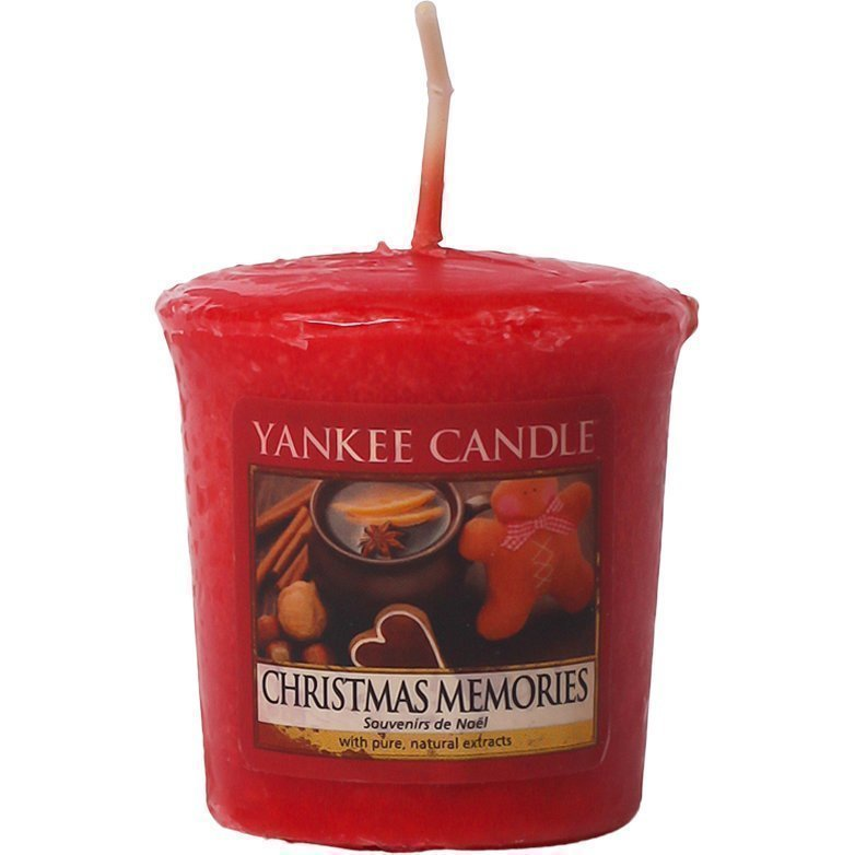 Yankee Candle Christmas Memories Votives 49g
