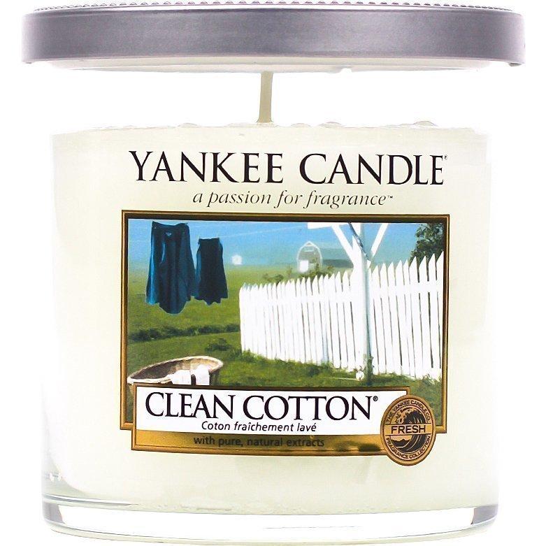 Yankee Candle Clean Cotton  Tumbler 198g