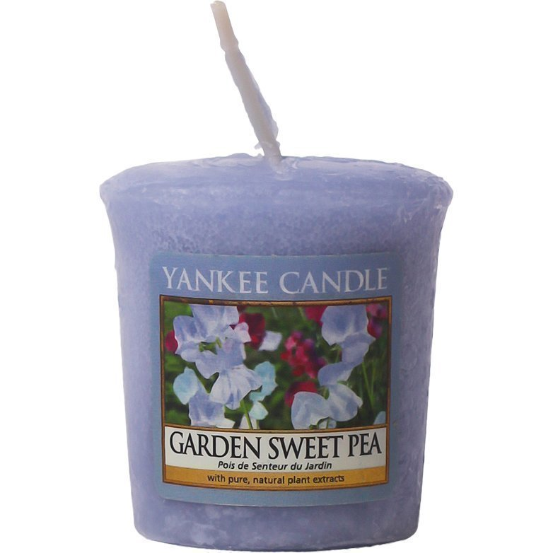 Yankee Candle Garden Sweet Pea Votives 49g