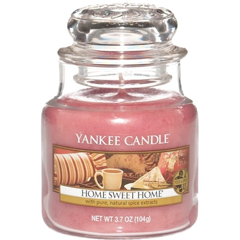 Yankee Candle Home Sweet Home Small Jar 104g