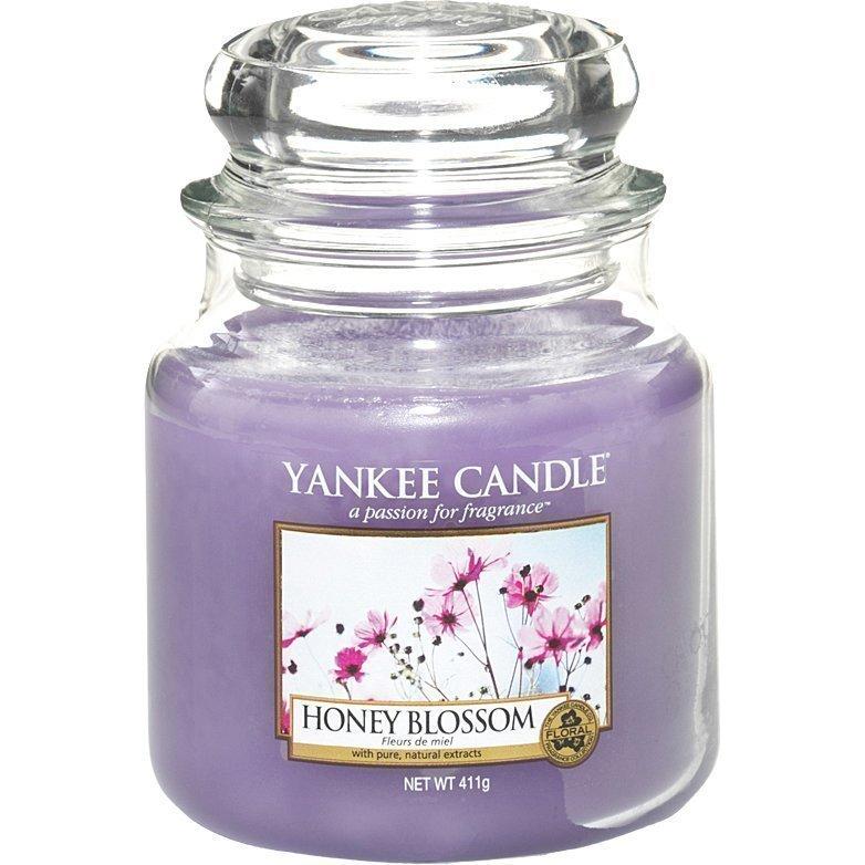 Yankee Candle Honey Blossom Medium Jar 411g