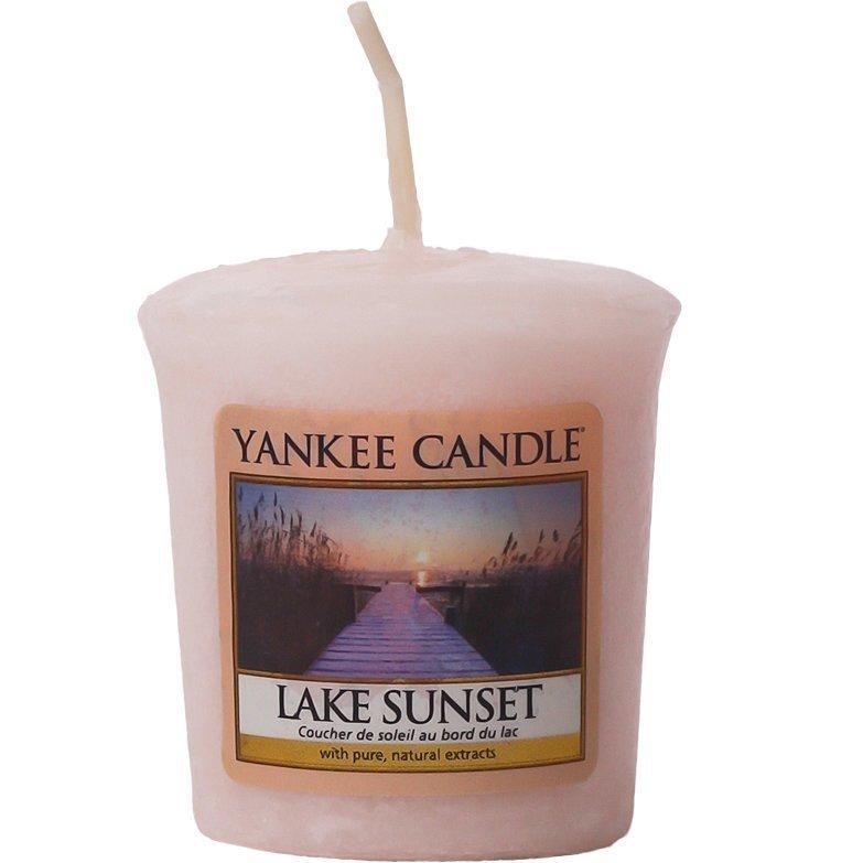 Yankee Candle Lake Sunset Votives 49g