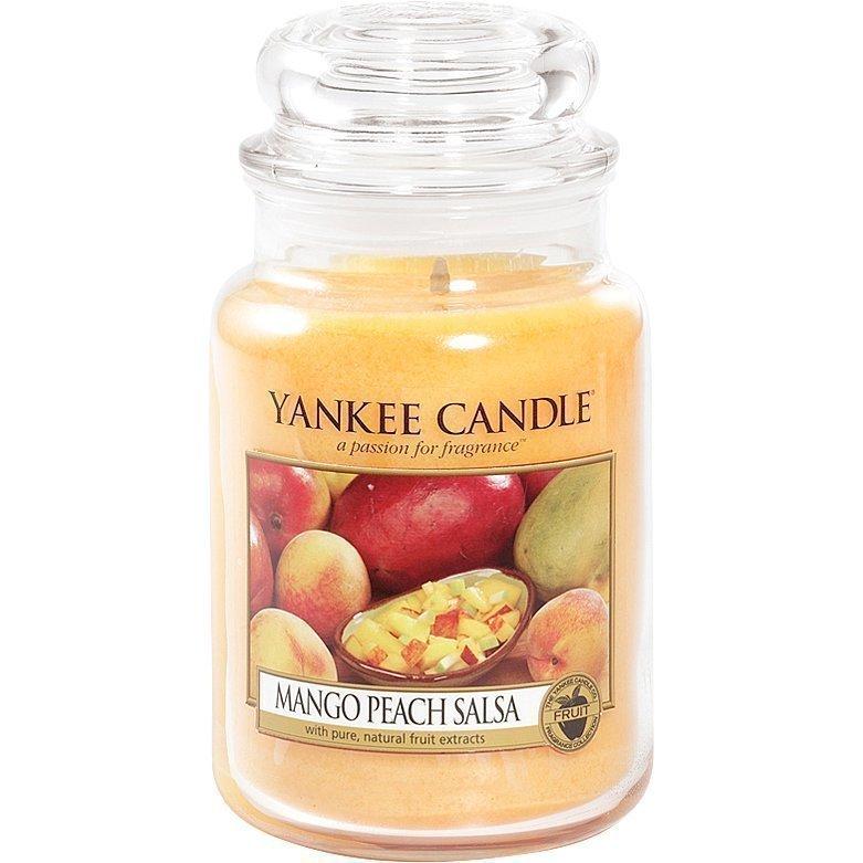 Yankee Candle Mango Peach Salsa Large Jar 623g