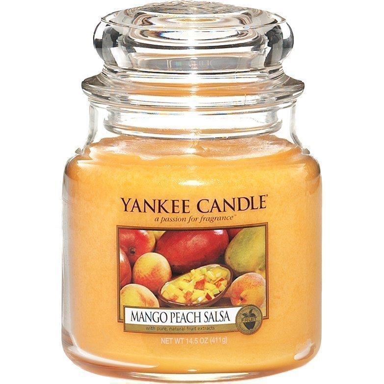 Yankee Candle Mango Peach Salsa Medium Jar 411g