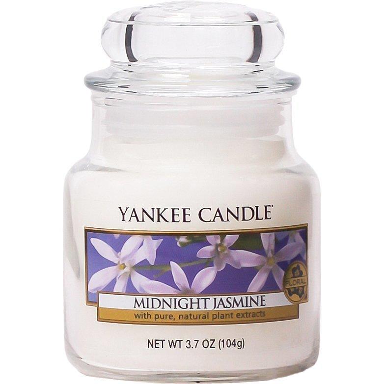 Yankee Candle Midnight Jasmine Small Jar 104g
