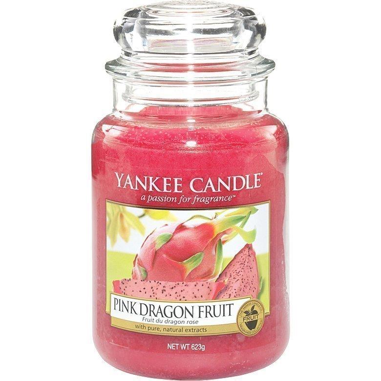 Yankee Candle Pink Dragonfruit Large Jar 623g
