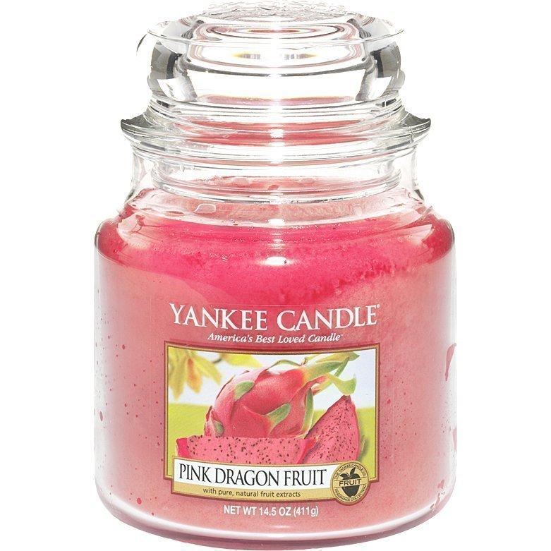 Yankee Candle Pink Dragonfruit Medium Jar 411g