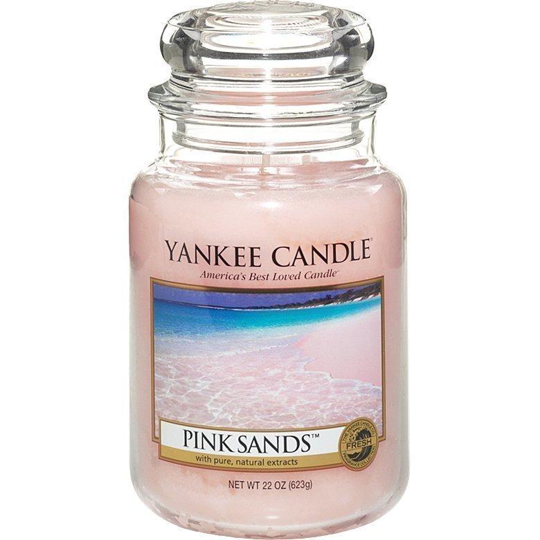 Yankee Candle Pink Sands Large Jar 623g