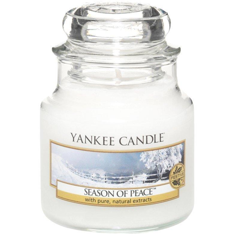 Yankee Candle Season Of Peace Small Jar 104g