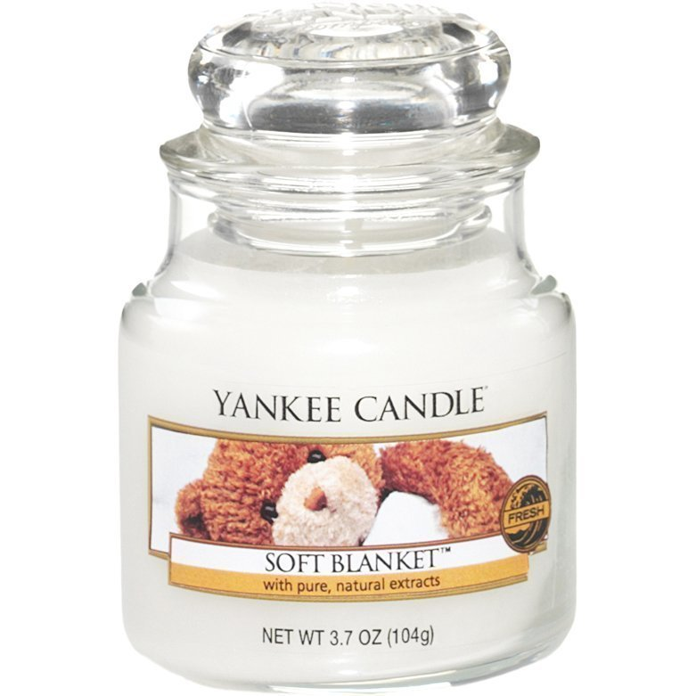Yankee Candle Soft Blanket Small Jar 104g