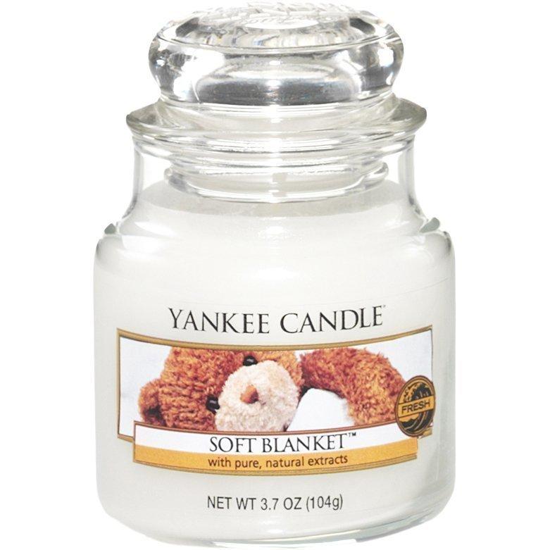 Yankee Candle Soft Blanket Small Jar 104g