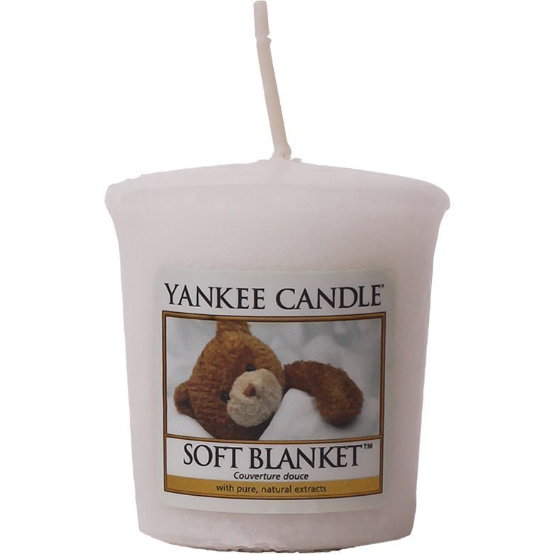 Yankee Candle Soft Blanket Votives 49g