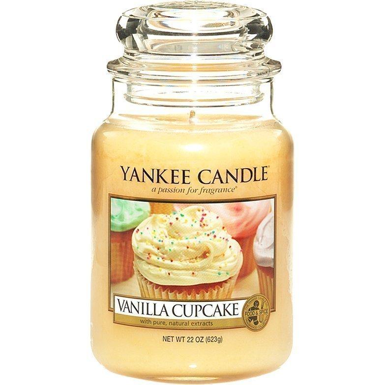 Yankee Candle Vanilla Cupcake Large Jar 623g