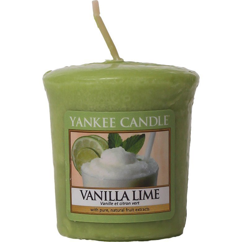 Yankee Candle Vanilla Lime Votives 49g