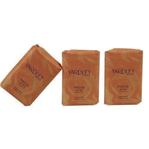 Yardley English Rose Luxury Soap Kit