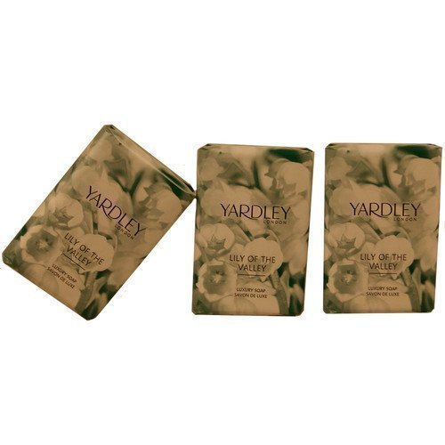 Yardley Lily of the Valley Luxury Soap Kit