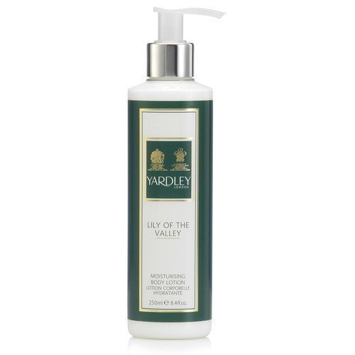 Yardley Lily of the Valley Moisturising Body Lotion