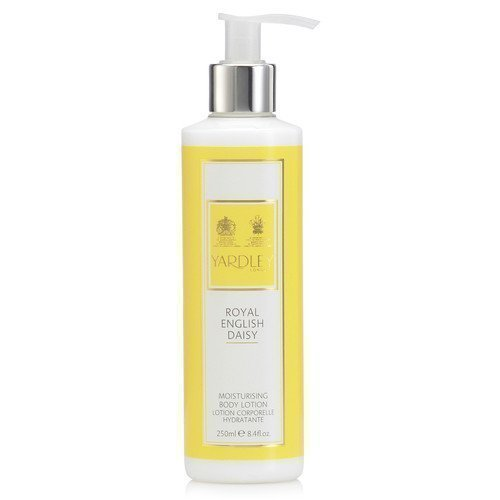 Yardley Royal English Daisy Moisturising Body Lotion