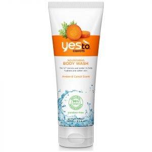 Yes To Carrots Nourishing Body Wash 280 Ml