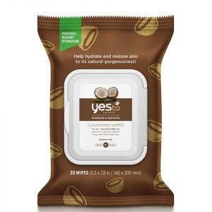 Yes To Coconut Cleansing Wipes Pack Of 30