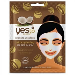 Yes To Coconut Ultra Hydrating Paper Mask