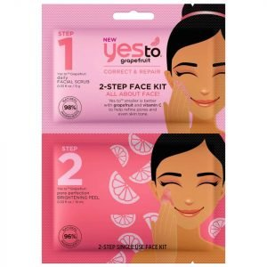 Yes To Grapefruit 2-Step Face Kit