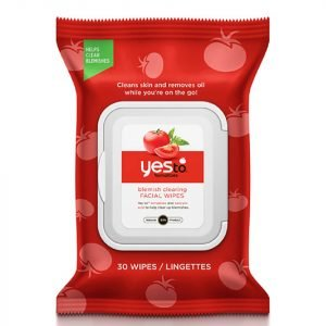Yes To Tomatoes Blemish Clearing Facial Wipes Pack Of 30