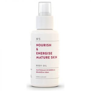 You & Oil Nourish & Energise Body Oil For Mature Skin 100 Ml