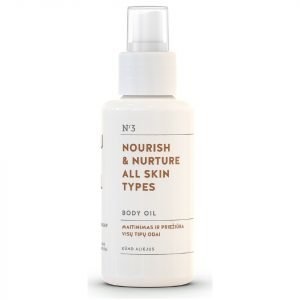 You & Oil Nourish & Nurture Body Oil For All Skin Types 100 Ml