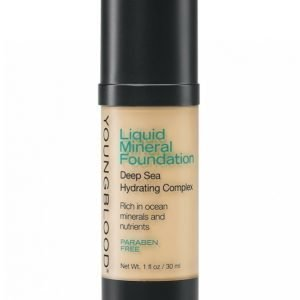Youngblood Mineral Cosmetics Liquid Mineral Foundation Meikkivoide
