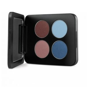 Youngblood Mineral Cosmetics Pressed Mineral Eyeshadow Quad Luomiväri