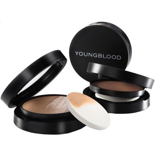 Youngblood Mineral Radiance Crème Powder Foundation Coffee