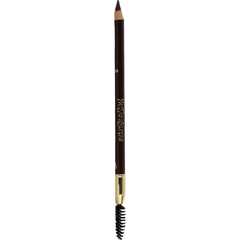 Yves Saint Laurent Dessin De Sourcils Eyebrow Pencil N°02 Dark Brown 1