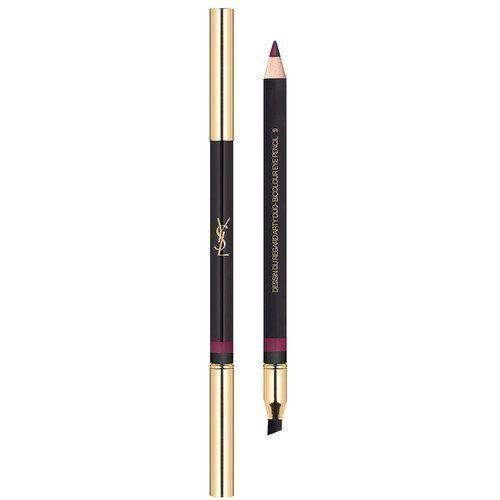 Yves Saint Laurent Dessin Du Regard Arty Duo 10 Orange Graffiti