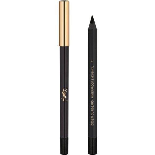 Yves Saint Laurent Dessin Du Regard Waterproof Eyeliner Pencil 1 Black