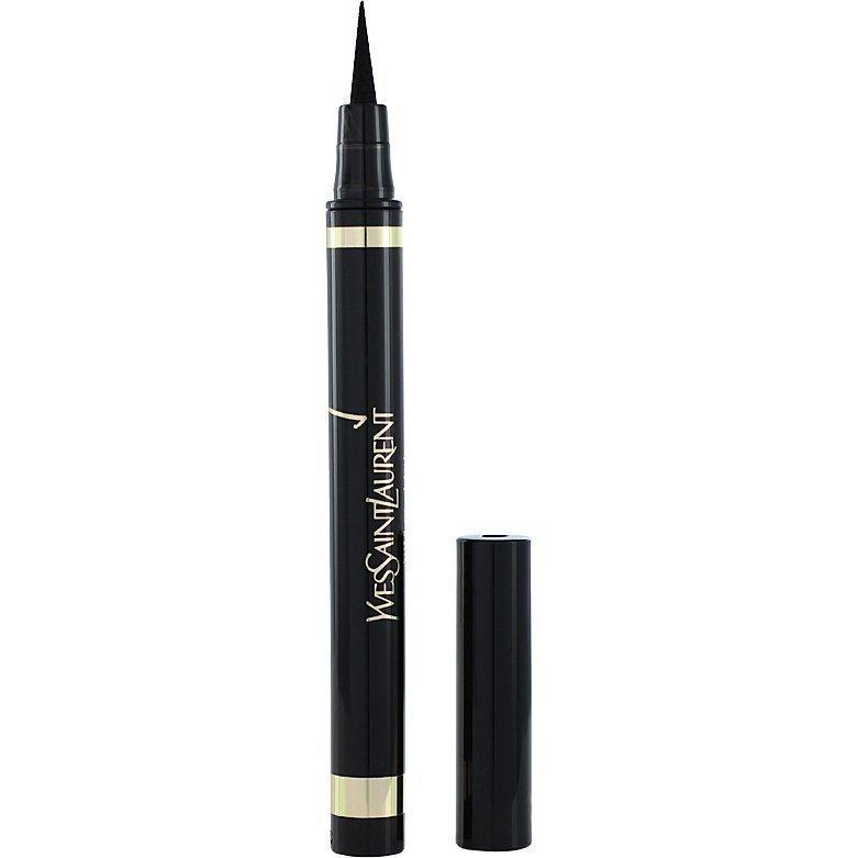 Yves Saint Laurent Effet Faux Cils Shocking Eyeliner N°01 Black 1